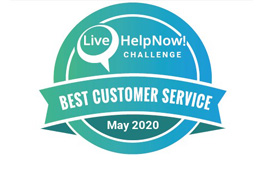 Our Customer Service Is Award Winning