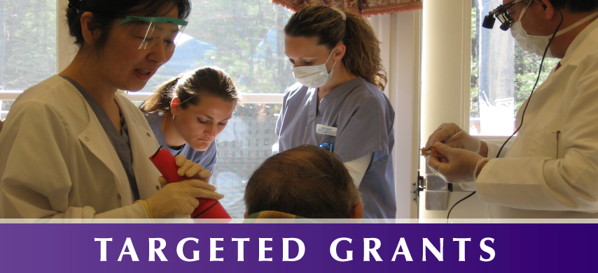 Targeted Grants