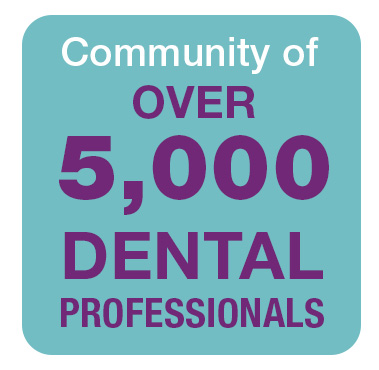 Over 5000 Dental Professionals