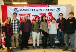 MDS Group Volunteers Toys for Tots