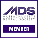 A Member of the Massachusetts Dental Society
