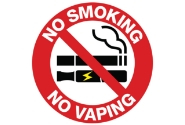 No Smoking No Vaping